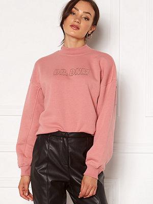 Dr. Denim Memphis Sweatshirt M97 Rose Blush NV Em