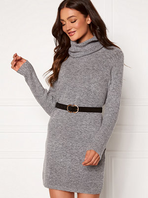 Object Nonsia Rib Rollneck Dress