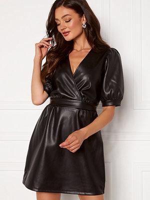 Vero Moda Paulina Short Dress Black