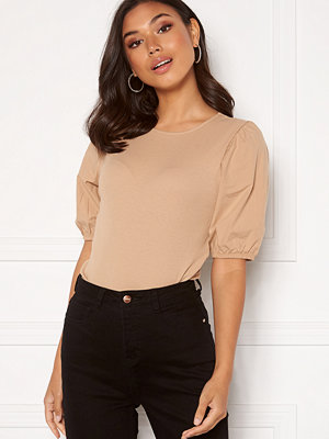 Only Willow Baloon Tee Sesame