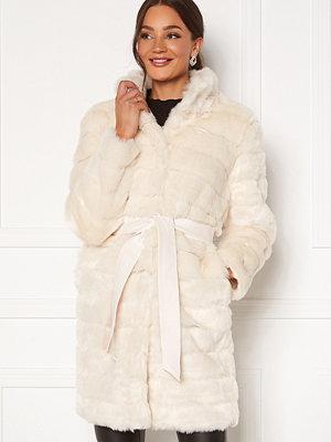Chiara Forthi Bologna Faux Fur Coat