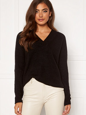 Ichi Amara V LS Sweater Black