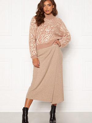 Pieces Suna HW Knit Skirt