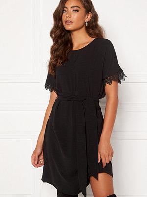 Vila Rasha S/S Midi Dress Black