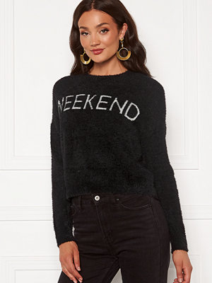 Only Weekend L/S Pullover KNT Black