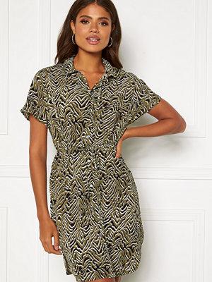 Only Nova Lux S/S Shirt Dress Kalamata AOP