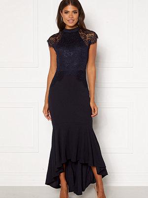 Girl In Mind Erin Fishtail Midi Dress