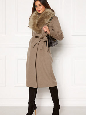 Chiara Forthi Amber Long Coat