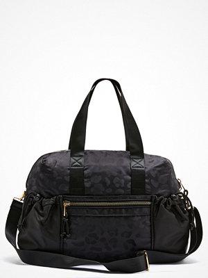 Pieces Siluna Nylon Weekend Bag