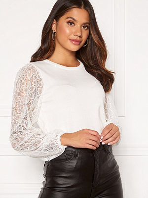 Happy Holly Laila lace sweater