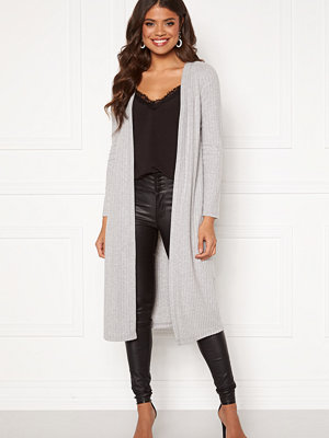 Happy Holly Elly long rib cardigan