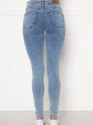 Happy Holly Amy push up jeans Light denim
