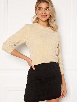 Jacqueline de Yong Chino 7/8 Pullover Knit Cement