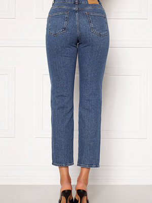 Vero Moda Carla HR Reg Ankle Jeans Medium Blue Denim