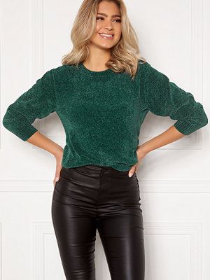 Jacqueline de Yong Chino 7/8 Pullover Knit Ponderosa Pine