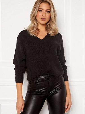 Only Tori L/S Pullover Black