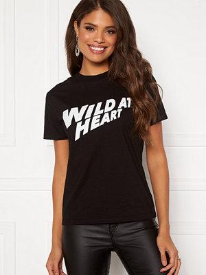 Svea W. Wild Heart Tee 900 Black