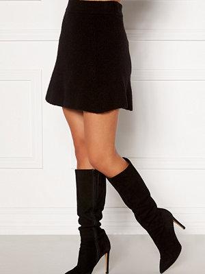 Moa Mattsson X Bubbleroom Knitted short skirt