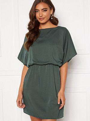 Moa Mattsson X Bubbleroom Kimono tee dress Green