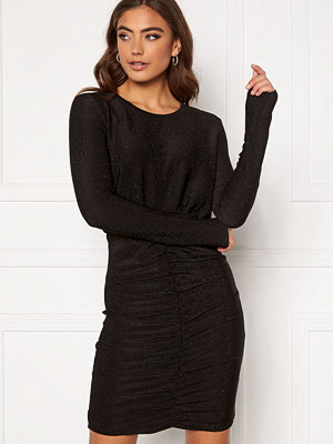 Pieces Rina LS Dress Black
