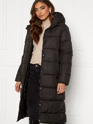 Only Newcammie Long Quilted Coat OTW