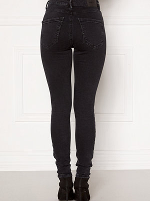 Vero Moda Sophia HR Skinny Jeans Dark Grey Denim