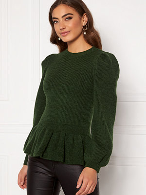 Y.a.s Marilyn LS Knit Pullover Sycamore