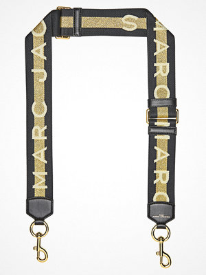 The Marc Jacobs väska med tryck Marc Jacobs Webbing Strap