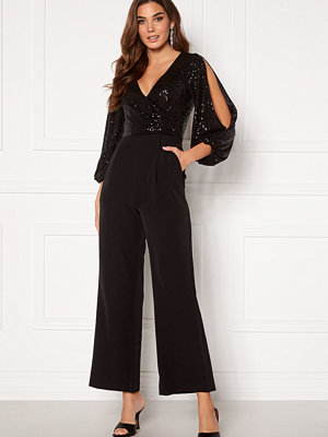 Jumpsuits & playsuits - Forever New Clancy Jumpsuit Black