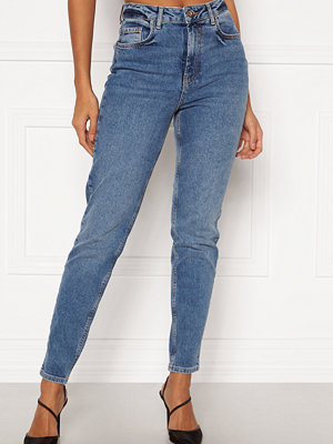 Pieces Leah Mom HW Jeans