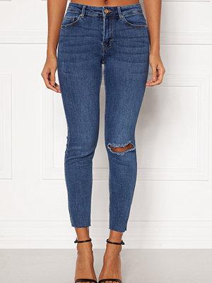 Pieces Lili Slim MW Jeans