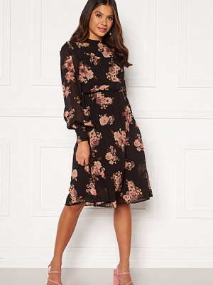 Moments New York Chloe Chiffon Dress Floral
