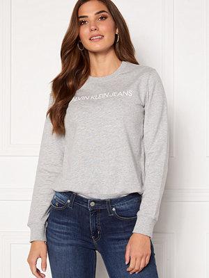 Calvin Klein Jeans Institutional Core Logo CN 038 L Grey Heather