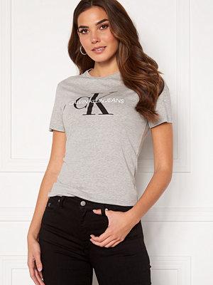 Calvin Klein Jeans Monogram Regular Fit Tee 038 L Grey Heather