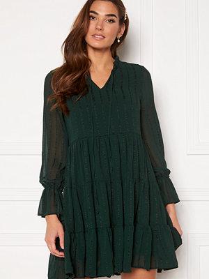 Vero Moda River L/S Short Dress Ponderosa Pine