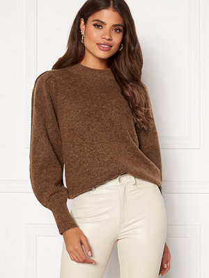 Selected Femme Star LS Block Knit
