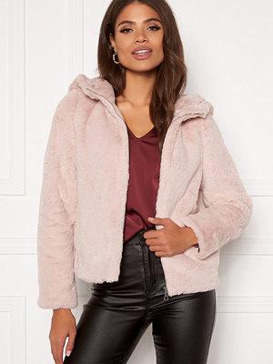 Vero Moda Thea Hoody Short Faux Fur