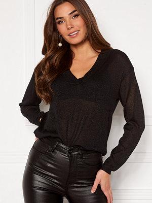Ichi Toronto LS Sweater Black