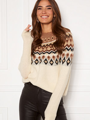 Only Amber Jaquard Pullover