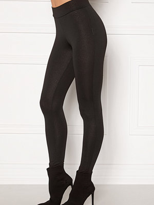 Happy Holly Andrea glitter leggings Black / Glitter