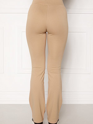 Happy Holly beige byxor Elora trousers