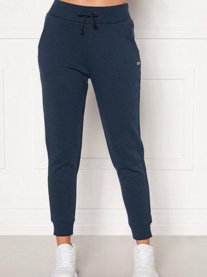 Tommy Jeans marinblå byxor Classics Sweatpant