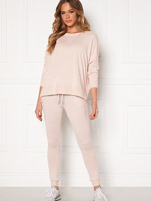 Blue Vanilla Crew Neck Sweatshirt Jogger Set
