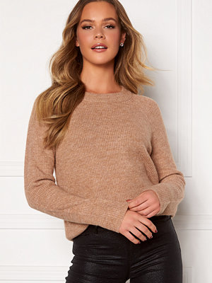 Pieces Ellen LS O-Neck Knit