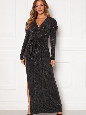 Ravn Tuesday Dress Silver Sequin