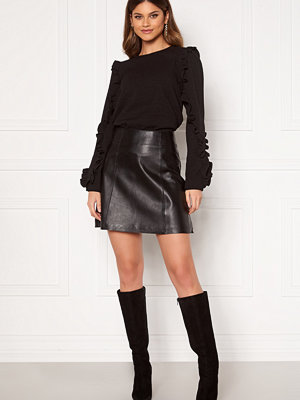 Kjolar - Selected Femme Ibi Leather Skirt