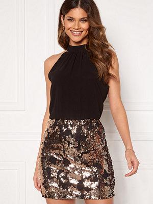Jacqueline de Yong Lola S/L Highneck Dress