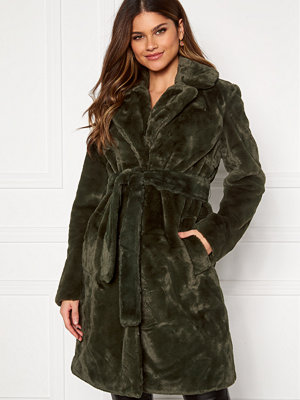 Vila Boda New Faux Fur Coat