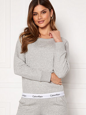 Calvin Klein Top Sweatshirt LS 020 Grey Heather