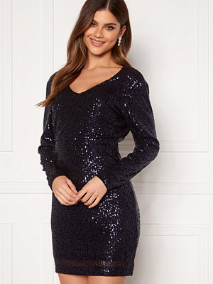 Jacqueline de Yong Mimo Sequins L/S Dress